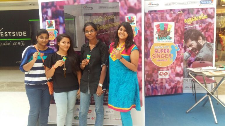 Auditions for Super Singer Seson-8...