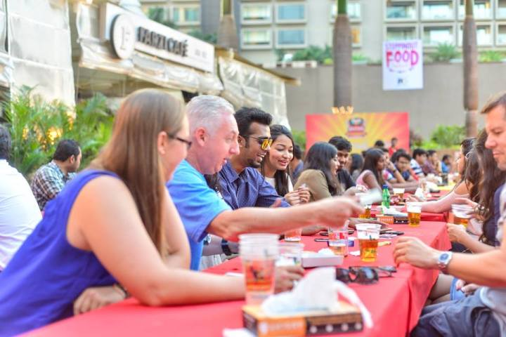glimpse-of-the-bangalore-edition-of-steppinout-food-festival-to-take-pla