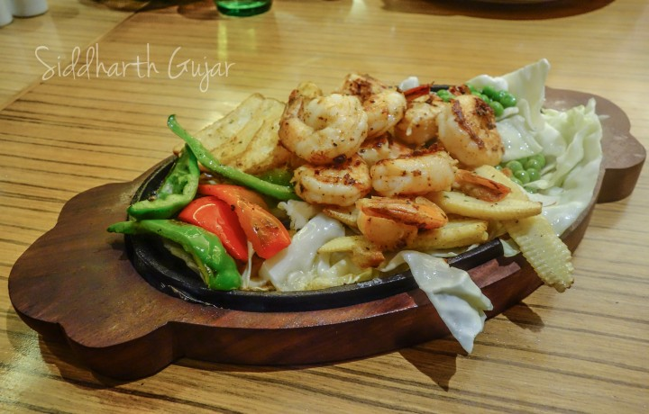 lobster sizzler-hyatt pune