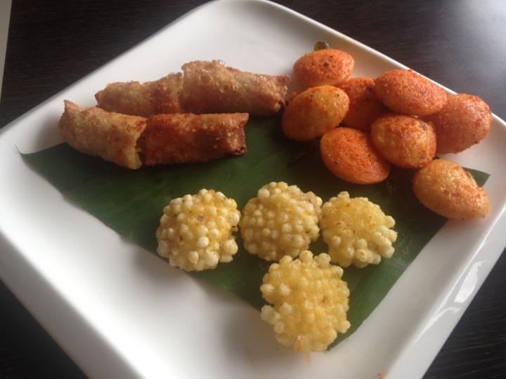 starters plate