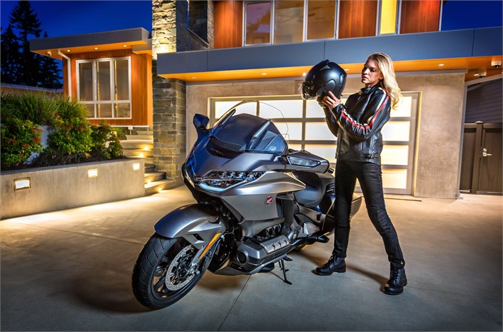 2018 GL1800 Goldwing