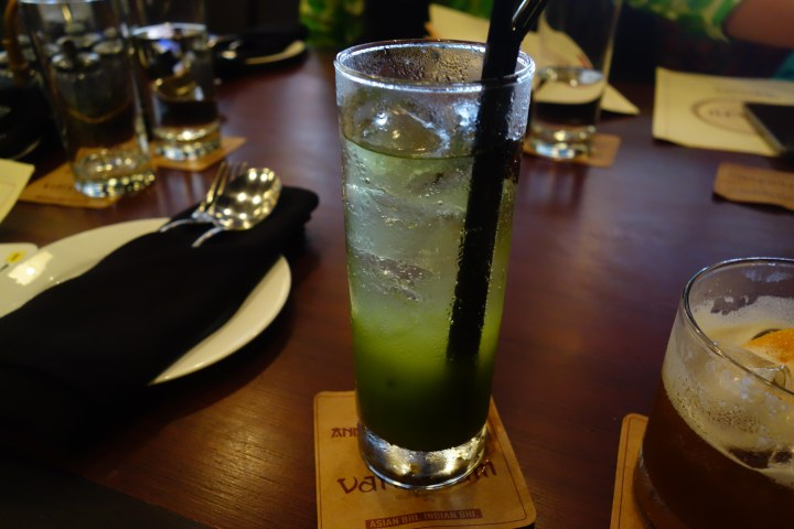 Green fizz, Mandarin and Mircchi.jpg
