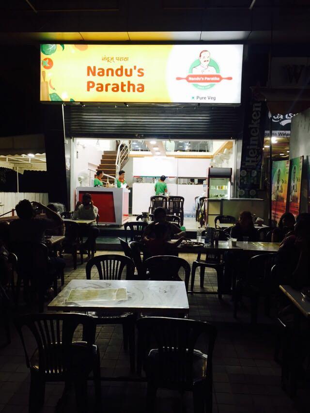 Nandu's Paratha Baner