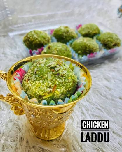 Chicken Laddu