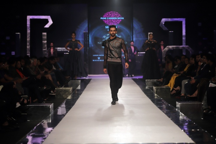 Interstellar – An ode to the Superhero within by Nivedita Saboo Couture