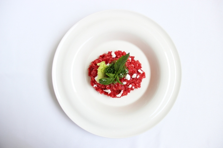 Beetroot risotto with crumbled feta - Copy.jpg