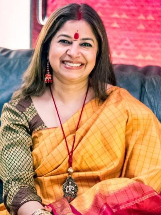 Rekha Bhardwaj pic