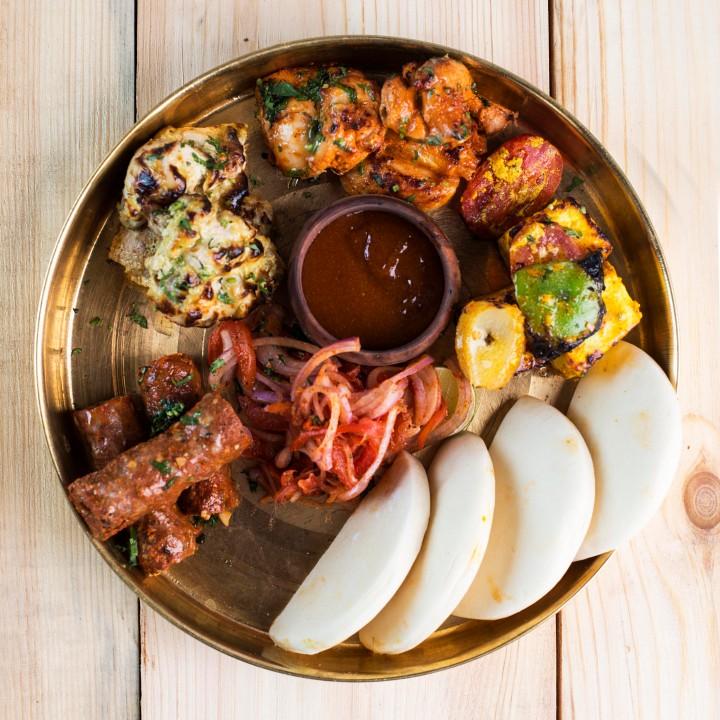 Killer Kebab Plate
