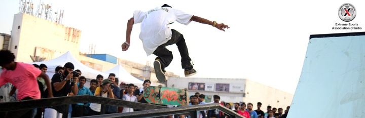 India Skateboarding championship tournament - Pic 1