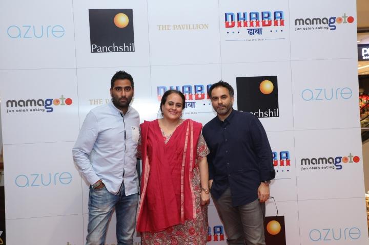 Rahul Khanna, Janti Dugal & Kabir Suri.JPG