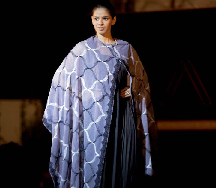 Model in Kasma by Puneeta Khalsa