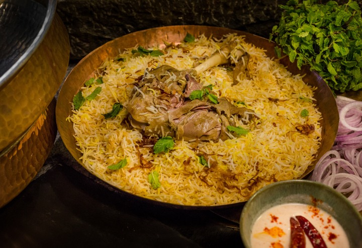Raan Biryani at Arth.JPG
