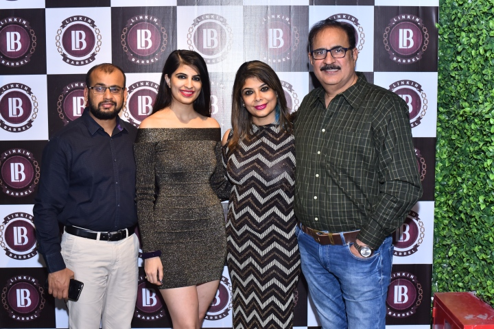 Abhishek Kulkarni, Chahat & Rashmi Dalal, Nirmal