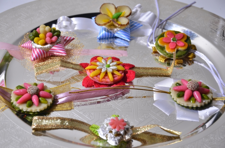 EDIBLE RAKHIS AT DADU'S SWEET EMPORIO.JPG