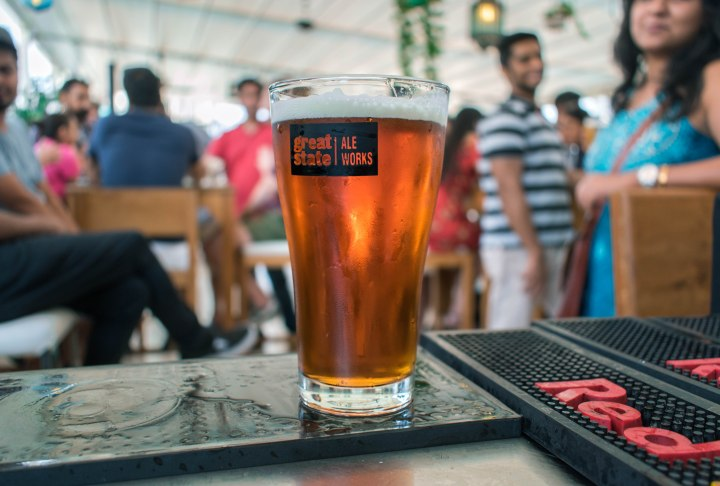 Great State Aleworks at Tapped Pune