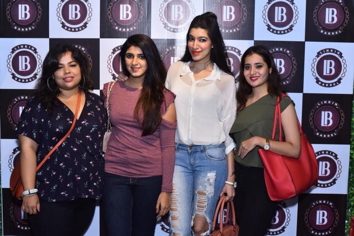 Ira Basu, Vinita Nagrani, Hiral Rani, Akanksha Dharmani