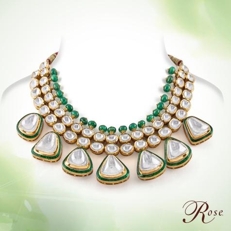 jadau necklace