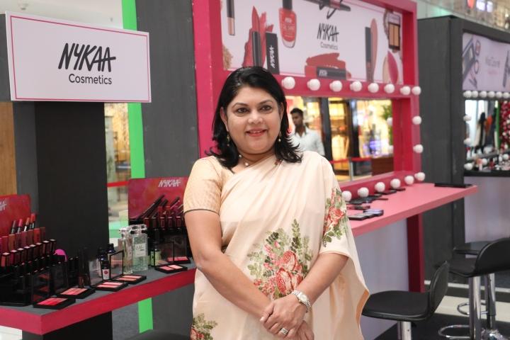 Ms. Falguni Nayar, Founder & CEO Nykaa.com (1)
