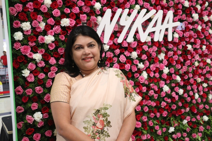 Ms. Falguni Nayar, Founder & CEO Nykaa.com (9)