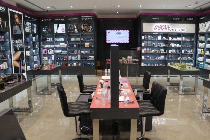 Nykaa Store at Westend Mall (3)