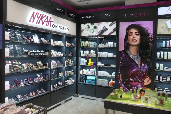 Nykaa Store at Westend Mall