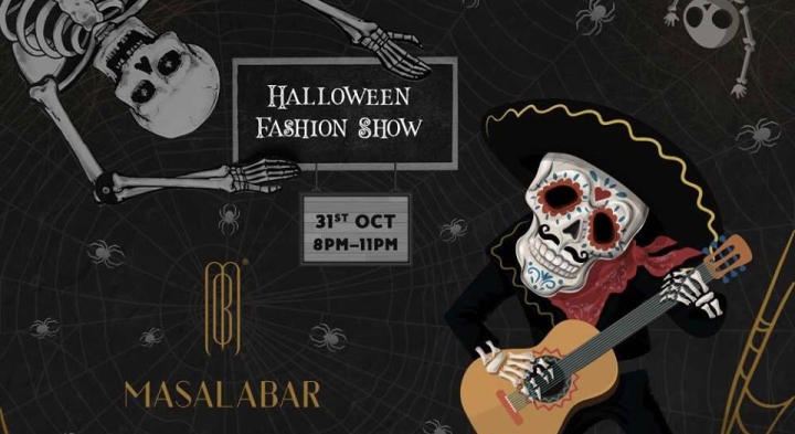 Masala Bar Halloween Pune