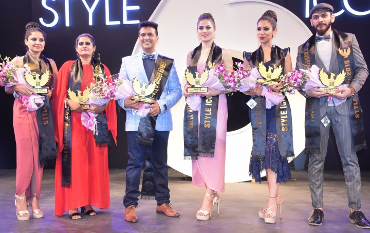 Picture 3 - Winners and Runner-ups of Phoenix Marketcity Pune Style Icon 2018