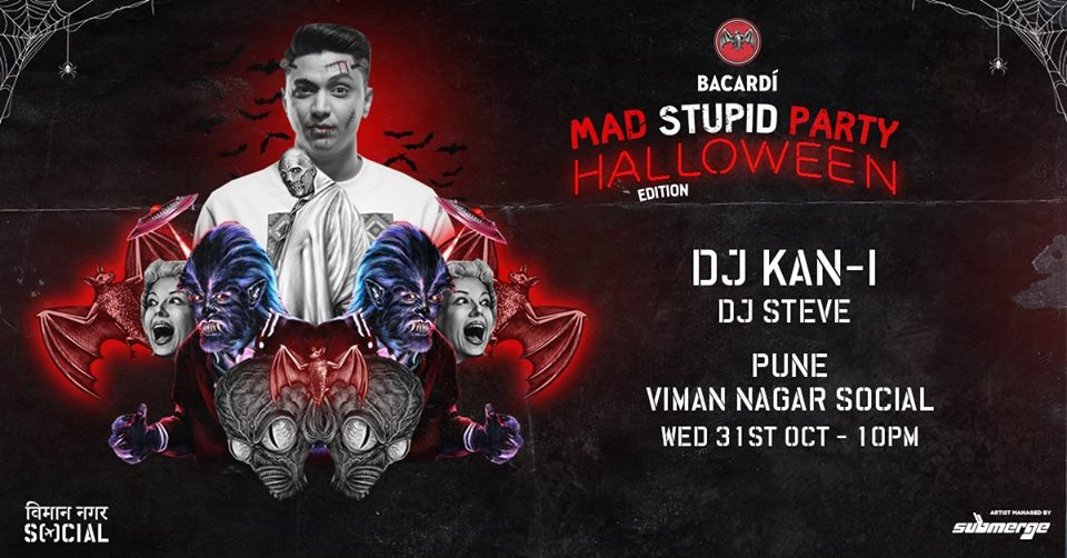 Social Halloween Pune