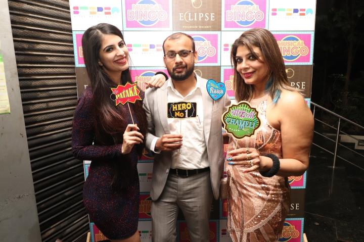 Chahat Dalal, Abhishek Kulkarni & Rashmi Dalal