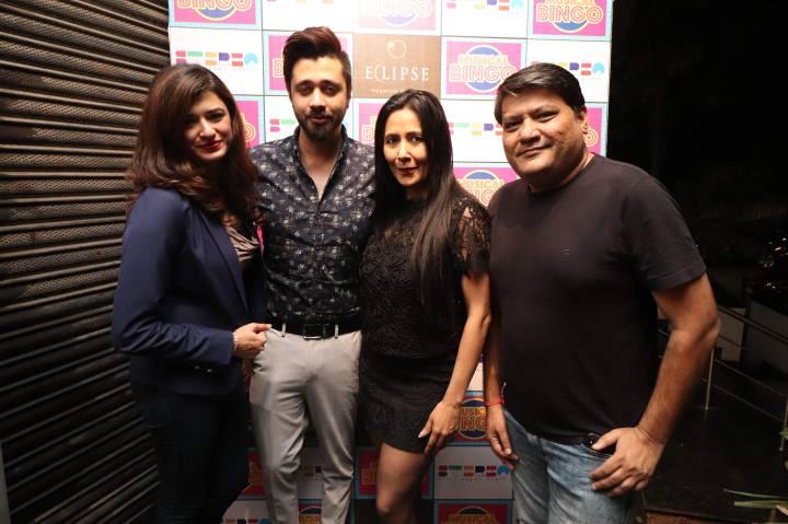 Gayatri Kapoor, Rahul Madaan, Prajakta Albuquerque & Porus Aggarwal