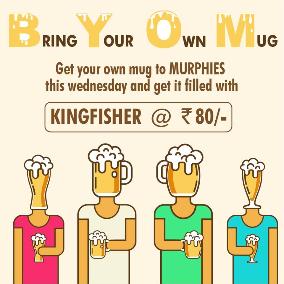 murphies beer unlimited pune