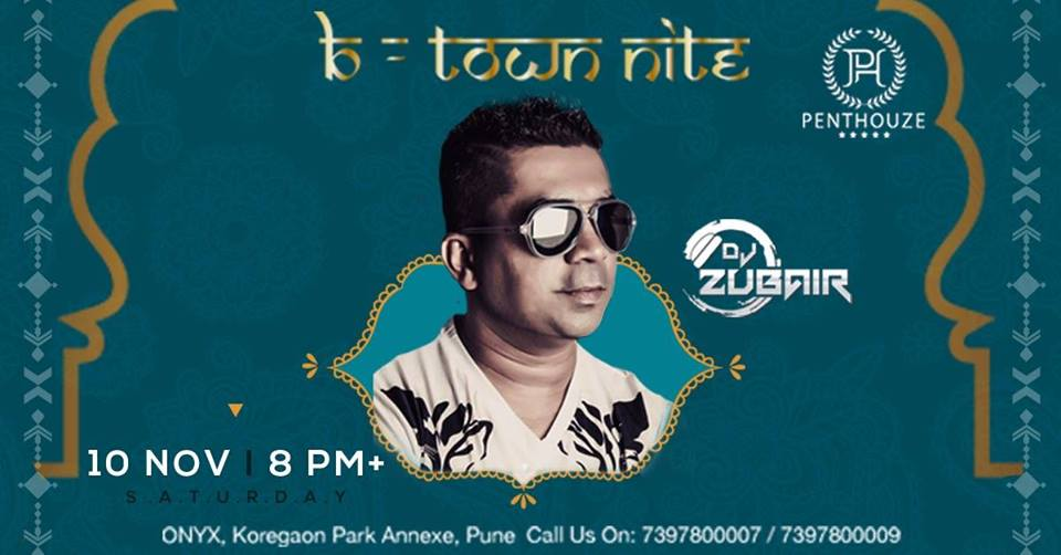 Penthouze Party Pune Saturday