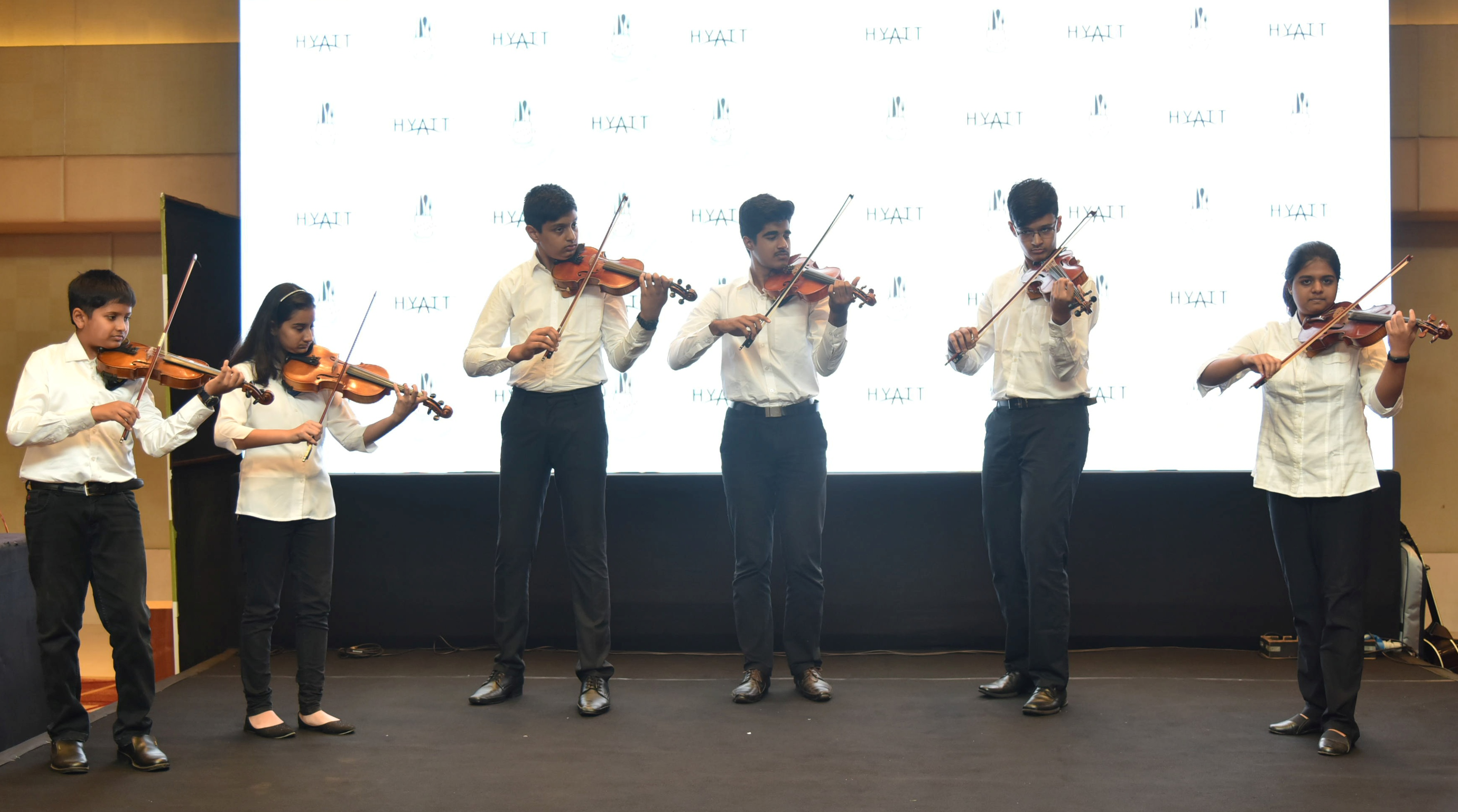 Special Violin Performance by Kids from Pune Music School