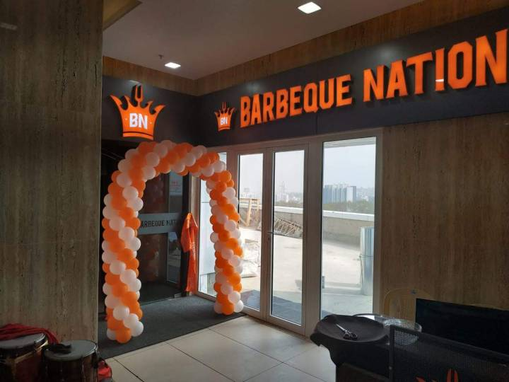 barbecue Nation Pune NIBM road