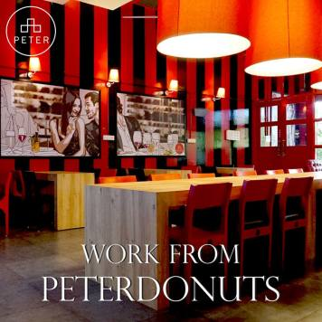 Peter donuts workspace