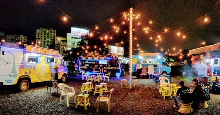 food truck zone wanowrie