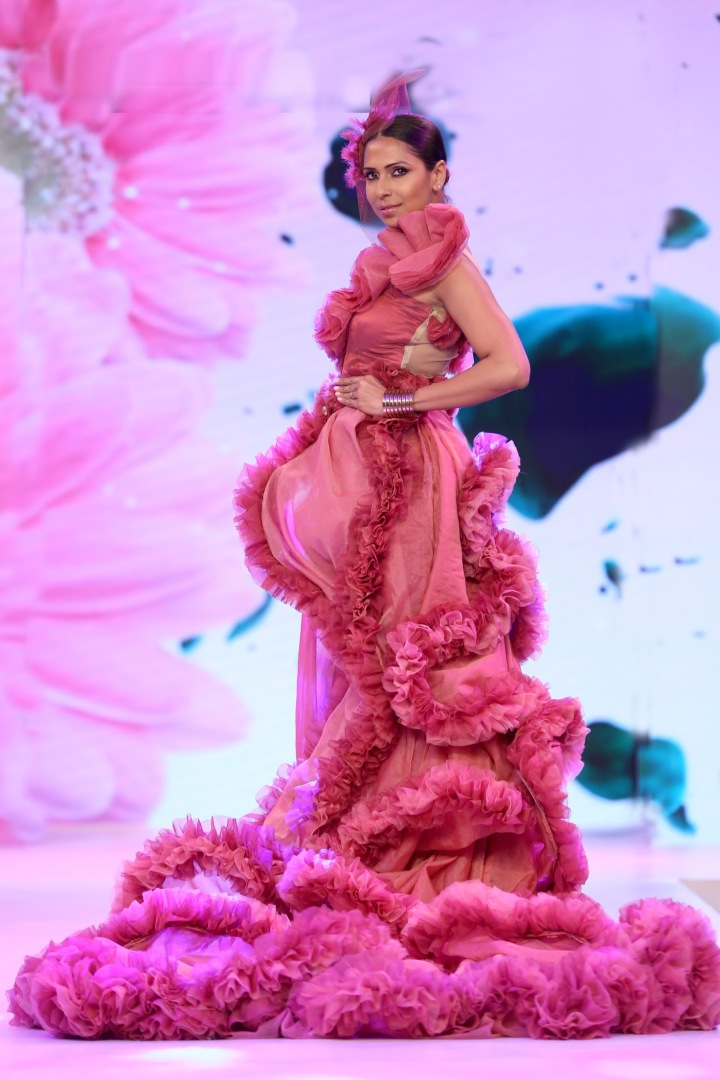 inifd deccan fashion show (1)
