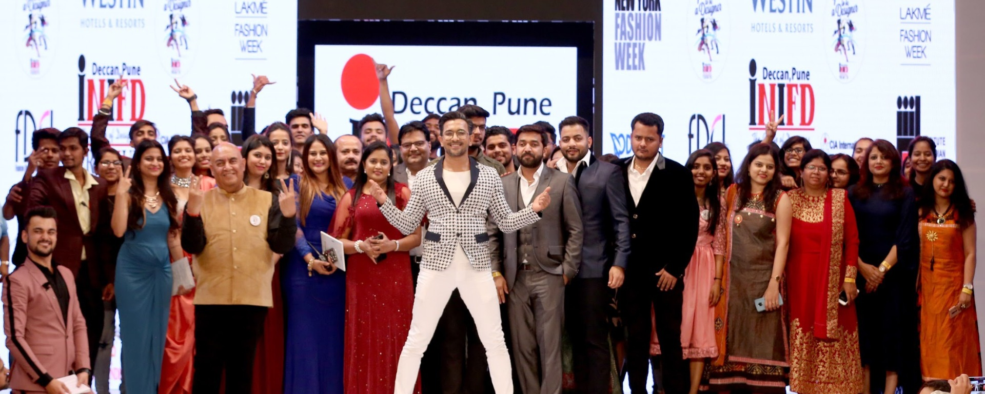 Inifd Deccan Organized Its Annual Fashion Show 2019 Trezire Awakening