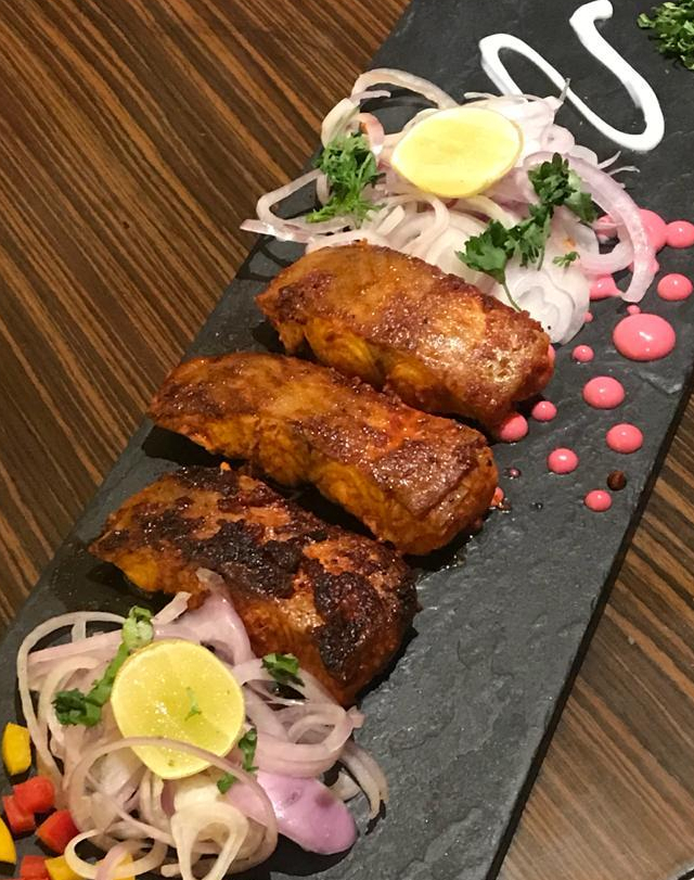 Fish Rechado Pune best sea food