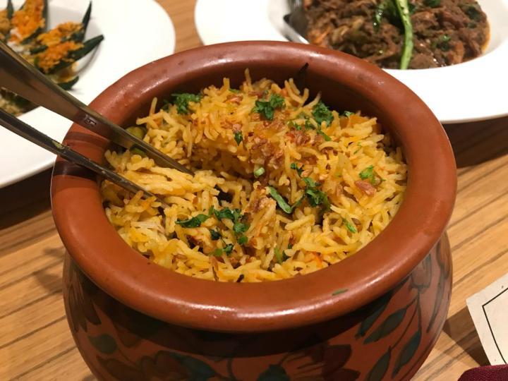 Pulao Goan Food Pune