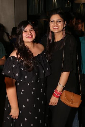 Kritika Chanchlani and Rashika Chanchlani Mewani