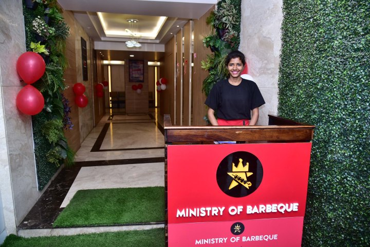 Ministry of Barbeque (Entrance)