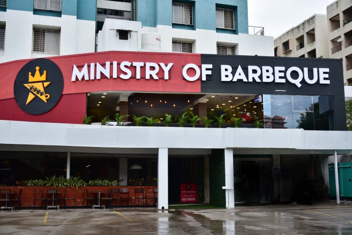 Ministry of Barbeque exterior 1
