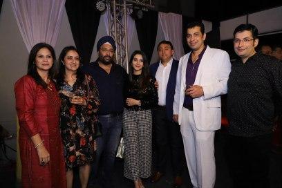 Anju Deoskar, Dipika Bedi, Jasdeep Bedi, Eshieta Deosskar, Gurinder Singh, Aditya Maharajsingh, Ashish Raheja