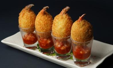 Copy of Crispy Fried Crab Claw With Sambal Salsa 2