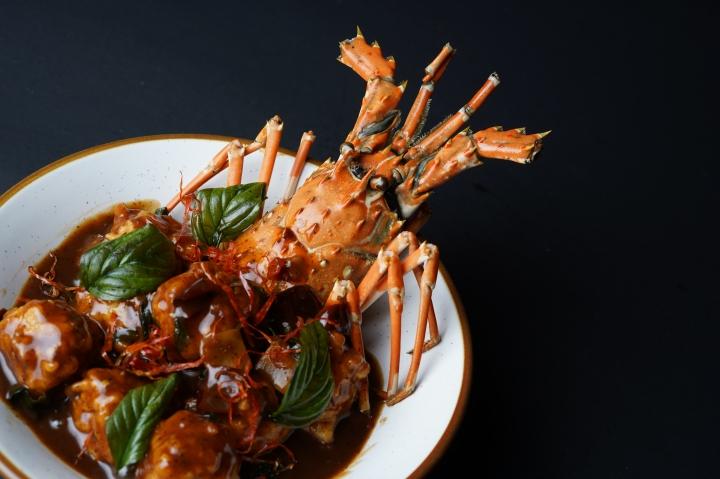 Lobster With Spicy Teriyaki 7.JPG