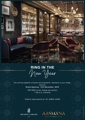 The Ritz-Carlton Pune, New Year Celebration.jpg