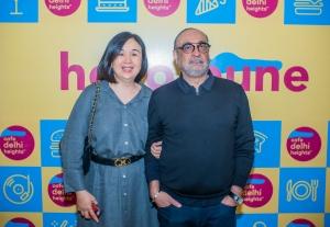 CDH L-R Christine & Bhupinder Singh Khalsa