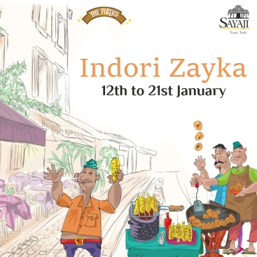 Sayaji Pune to host an Indori Zayka Food Festival for their guests to quell their cravings (2)